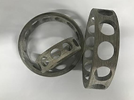 聚四氟乙烯类复合保持架及材料