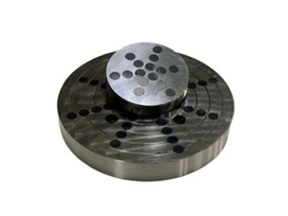磁力工作盘/调平调心工作盘